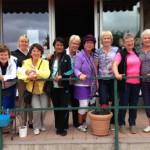 Damen 55 siegreich gegen TC Brauweiler, 31.05.2015