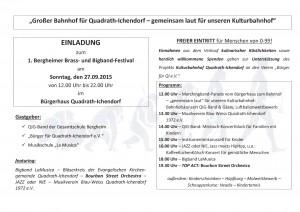 Programm 27.09.2015 - 1. B.u.B.B.F in Q.-I.